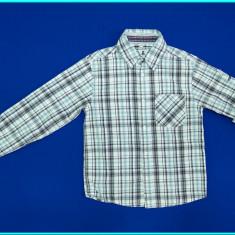 Camasa cu maneci reglabile, lungi sau 3/4, C&A _ baieti | 7 - 8 ani 128, Marime: Alta, Culoare: Alb