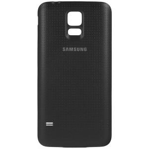 Capac baterie Samsung Galaxy S5/G900 black original