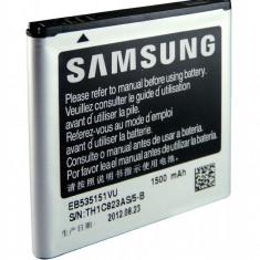 Acumulator Baterie Samsung Galaxy S Advance i9070 EB535151VU, Li-ion, 1500mAh/5, 5Wh