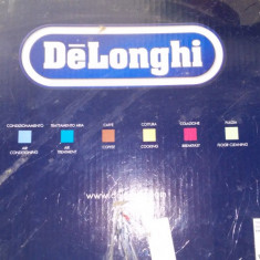 Espressor Delonghi - Espressor Manual Delonghi, Cafea macinata, 3.5 bar, 1700 W