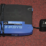 Linksys BEFSR41 - EtherFast Cable/DSL Router with 4-Port Switch - Router wireless Linksys, Porturi LAN: 4