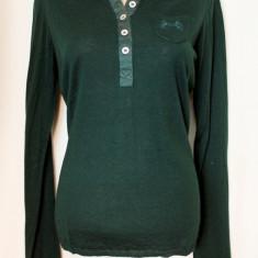 Bluza/ Camasa verde inchis