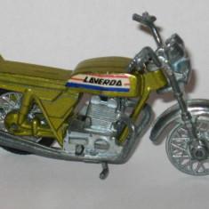 Guiloy - Motocicleta Laverda - scara 1/24 - Vehicul