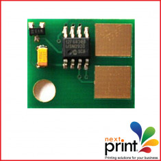 CHIP CARTUS TONER compatibil LEXMARK X203, X204, capacitate 2.500 pagini. - Chip imprimanta