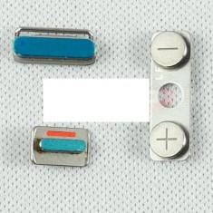 Buton metalic ON-OFF+ buton volum key iPhone 4/4S original - Buton on off