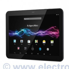 TABLETA KRUGER&MATZ 3G 10.1 INCH ANDROID 4.4, 8GB, Wi-Fi + 3G