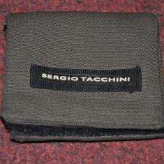 Portofel Sergio Tacchini - Portofel Barbati Sergio Tacchini, Gri, Cu fermoar