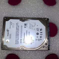 Hard disk Seagate 2, 5 sata 250g ST9250827AS - DEFECT - HDD laptop Seagate, 200-299 GB, Rotatii: 5400, 8 MB