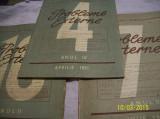 """revista """"probleme externe""""-1949-2 buc=1951-1buc"""