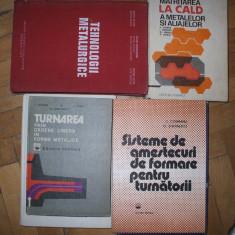 7 volume matritare turnare - Carti Metalurgie