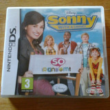 JOC NINTENDO DS DISNEY SONNY WITH A CHANCE ORIGINAL / STOC REAL / by DARK WADDER
