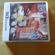 JOC NINTENDO DS NARUTO NINJA COUNCIL 2 EUROPEAN VERSION ORIGINAL / STOC REAL / by DARK WADDER - Jocuri Nintendo DS Altele, Actiune, 12+, Single player
