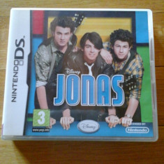 JOC NINTENDO DS DISNEY JONAS ORIGINAL / STOC REAL / by DARK WADDER - Jocuri Nintendo DS, Actiune, 3+, Single player