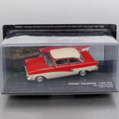 Ford Taunus 17M P2 De Luxe Coupe 1957-1959, 1/43 - Macheta auto
