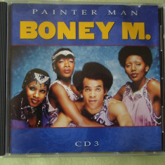 Raritate BONEY M - Painter Man - C D Original ca NOU - Muzica Pop ariola