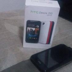 Telefon HTC 310 dual sim, Negru, Neblocat, 2 GB