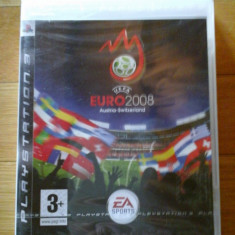 JOC PS3 UEFA EURO 2008 SIGILAT ORIGINAL / STOC REAL in Bucuresti / by DARK WADDER - Jocuri PS3 Ea Sports, Sporturi, 3+, Multiplayer
