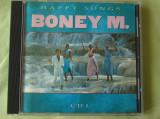 Raritate BONEY M - Happy Songs - C D Original ca NOU, CD, ariola