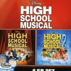 OST - High School Musical 1+2 ( 2 CD ) - Muzica soundtrack