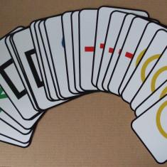 CARTI TESTARE CAPACITATI PARANORMALE - - ZENER - ESP { telepatie, clarviziune } - Carte paranormal
