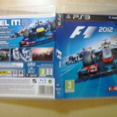 Formula 1 - F1 - 2012 - PS3 ( GameLand ) - Jocuri PS3, Curse auto-moto, 3+, Multiplayer