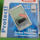 Folie protectie display touch universala ednet set 12 buc SonyT series MAS204
