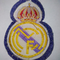 Ecuson surfilat Real Madrid