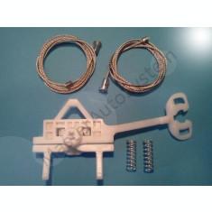 Kit reparatie macara geam electric Fiat Punto (pt an fab. '99-'03) fata stanga