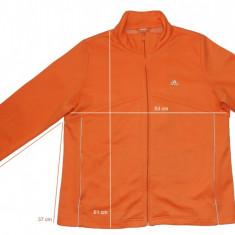 Bluza jacheta sport ADIDAS (dama L spre XL) cod-168764 - Trening dama Adidas, Marime: L/XL