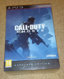 Vand CALL OF DUTY -   GHOSTS    Hardened Edition   ( PS3 , Playstation), Shooting, 18+