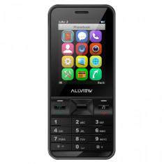 Allview Start M7 - Telefon Allview, Negru, Nu se aplica, Neblocat, Dual SIM, Fara procesor