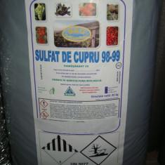 Piatra vanata, Sulfat de cupru 1kg, speciala pentru agricultura