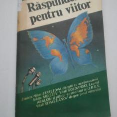 RASPUNDEM PENTRU VIITOR - NINEL STRELTOVA ( 914 )