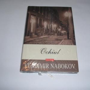 VLADIMIR NABOKOV - OCHIUL (POLIROM),RF7/3