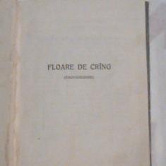 ANDRE THEURIET - FLOARE DE CRANG Ed.ALCALAY - Carte veche