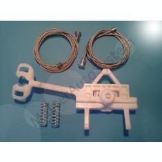 Kit reparatie macara geam electric Fiat Punto (pt an fab. '99-'03) fata dreapta