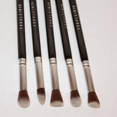 Set 5 Pensule machiaj din par natural, pensule stufoase blending Fraulein - Pensula machiaj Fraulein38