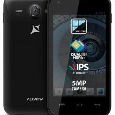 Allview A6 Quad, Negru, 4GB, Neblocat
