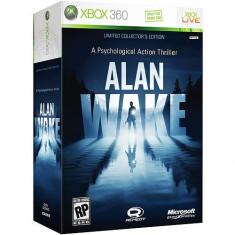 Vand ALAN WAKE - LIMITED COLLECTOR `S EDITION XBOX360 - Jocuri Xbox 360, Shooting, 16+