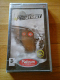 JOC PSP NEED FOR SPEED PROSTREET PLATINUM SIGILAT ORIGINAL / STOC REAL / by DARK WADDER, Curse auto-moto, 12+, Single player, Electronic Arts