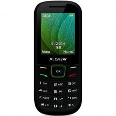 Allview L5 Easy - Telefon Allview, Negru, Nu se aplica, Neblocat, Fara procesor