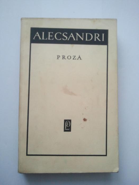 PROZA - VASILE ALECSANDRI ( 936 ) foto mare