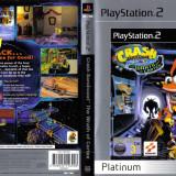 Joc original Crash Bandicoot-The Wrath Of Cortex pentru consola PlayStation2 PS2