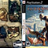 Joc original God Of War pentru consola PlayStation2 PS2