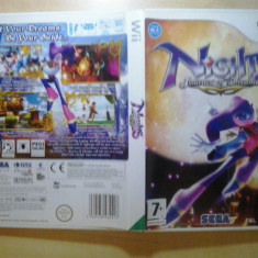 Nights - Journey of dreams - Joc Nintendo Wii (GameLand) - Jocuri WII, Actiune, Toate varstele, Multiplayer