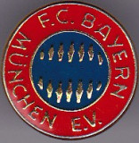 Insigna fotbal FC BAYERN MUNCHEN (Germania)