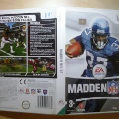 Madden NFL 07 - Joc Wii - pentru consola Nintendo Wii (GameLand - magazin jocuri console) - Jocuri WII, Sporturi, 3+, Multiplayer