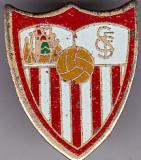 Insigna fotbal FC SEVILLA (Spania)