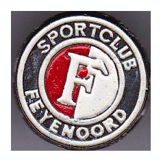 Insigna fotbal FEYENOORD ROTTERDAM (Olanda)