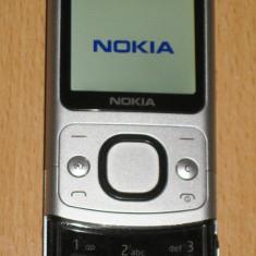 Nokia 6700s - Telefon mobil Nokia 6700 Slide, Argintiu, Neblocat